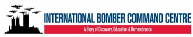 The International Bomber Command Centre is being created to provide a world-class facility to serve as a point for recognition, remembrance and reconciliation for Bomber Command.